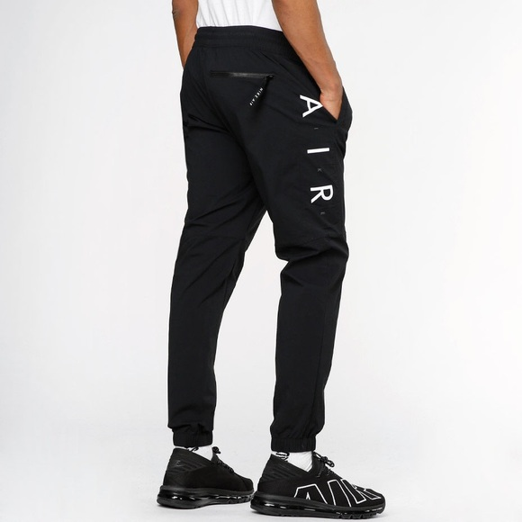 nike fleece air jogger